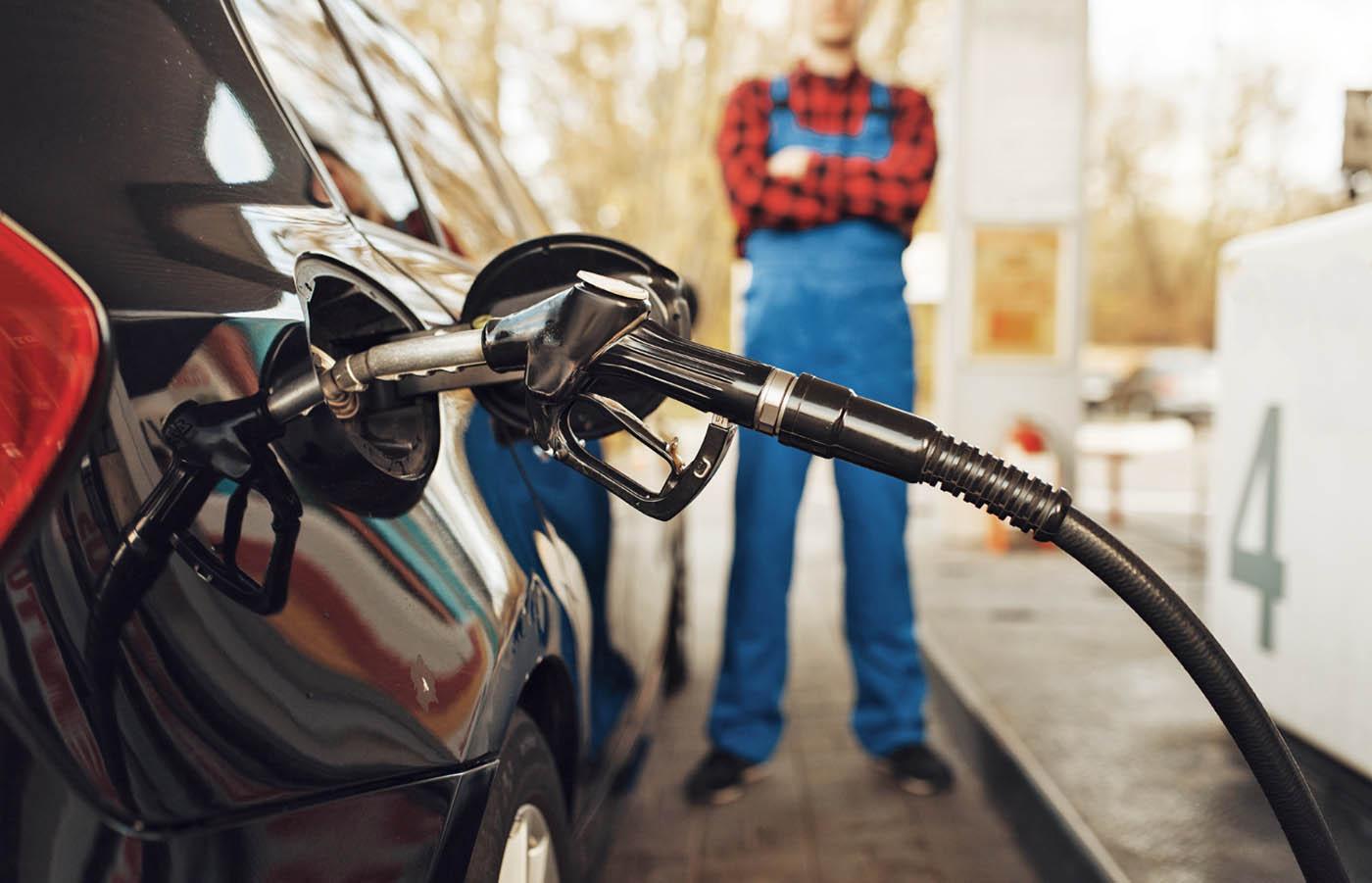 Informacje karta paliwowa